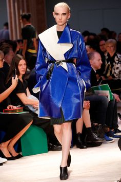 Céline Spring 2014 RTW - Review - Fashion Week - Runway, Fashion Shows and Collections - Vogue