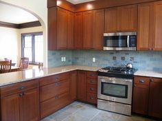 craftsman bungalow kitchen - Google Search