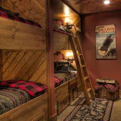 Sleeping Spaces - Built In