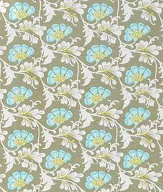 Amy Butler Sweet Jasmine Grey Fabric