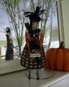 Doll constructed with Character Constructions offered for sale on Etsy!