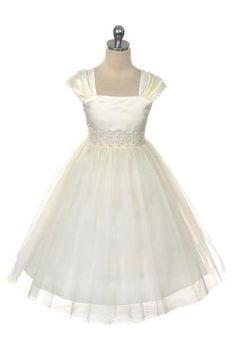 Pleated Cap Sleeve Dress KD222
