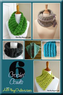 Crochet At Play: 26,000 Free crochet patterns and counting