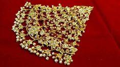 Wooowzer! Pakistani Jewelry, Bollywood Jewelry, Head Jewelry, Wedding Jewelry, Hyderabadi Jewelry, Wedding Jewellery Inspiration, Traditional Indian Jewellery, India Jewelry, Stylish Jewelry