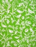 elum designs aviary green designer gift wrap paper    $3.75