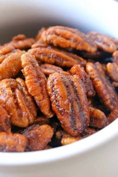 Oven roasted pecans are the perfect winter snack. They are delicious, filling, and healthy for you! Try this Sweet and Spicy Oven Roasted Pecans recipe today. Savory Roasted Pecans Recipe, Spiced Pecans, Roasted Nuts, Candied Pecans, Appetizer Recipes, Snack Recipes, Cooking Recipes, Appetizers, Vegetarian Recipes