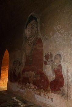Buddhist temple in Bagan, Myanmar / Burma | Flickr : partage de photos !