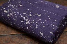 Firespiral Slings Moonrock Twilight Starmap Wrap (cashmere)