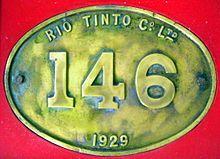 Colaboradores de Wikipedia. Rio Tinto Company Limited [en línea]. Wikipedia, La enciclopedia libre, 2015 [fecha de consulta: 30 de octubre del 2015] | #exporiotintoUPM