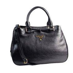 SG 352.00 Saffiano Prada Glace Original Calf Leather Tote Bag Bn2244 Grey  New York Calf Leather 74dd4efd3feea