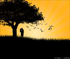 Google Image Result for http://th08.deviantart.net/fs28/PRE/f/2008/124/3/4/Sunset_Silhouette_by_Snowphlake.jpg