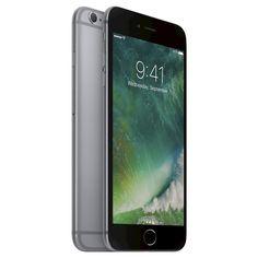 Unlocked iPhone 6s Plus 128GB Space Gray - Certified Refurbished