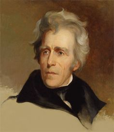 Andrew Jackson Facts