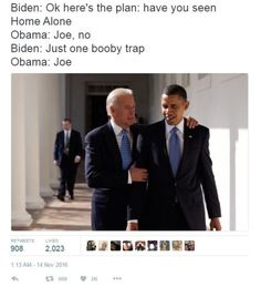Biden and Obama Memes