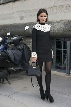 The Amount of Insanely Chic Outfits Spotted on the Streets of Paris Fashion Week Will Shock and Astound You
