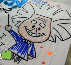 Marcar cuadernos Carrera, Cool Drawings, Roxy, Panda, Scrap, Banner, Doodles, Bullet Journal, Clip Art