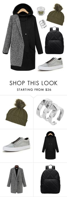 """""""#Untitled"""" by sphinx-moth ❤ liked on Polyvore featuring Topshop, Edge of Ember, Vans, Urban Decay, women's clothing, women's fashion, women, female, woman and misses"""