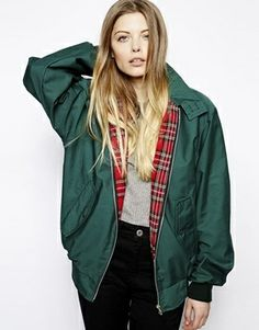 ASOS Reclaimed Vintage Harrington Jacket - ASOS - InStores