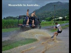 44 Things You Only Know If You're From Far North Queensland Wakeboarding, Funny Photos, Funny Images, Aussie Memes, Australian Memes, Meanwhile In Australia, Australia Funny, Funny Fails, Snowboard