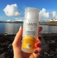 Sante nail polish remover review
