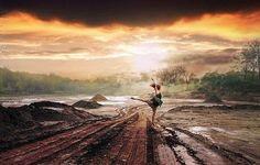 — Как я могу радоваться жизни, когда вокруг одни проблемы!? — Пойми, жизнь дана не для того, чтобы ждать, когда стихнет ливень. Она для того, чтобы научиться танцевать под дождём.