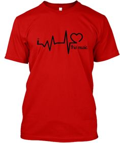 i love this music | Teespring