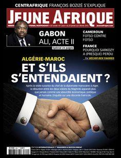 La couverture de Jeune Afrique le 29 Janvier 2012