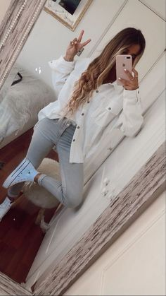 Winter Fashion Outfits, Look Fashion, Spring Outfits, Cute Casual Outfits, Simple Outfits, Everyday Outfits Simple, Mode Shoes, Teenager Outfits, Outfit Goals