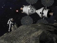 NASA Plans To Land Astronauts On Asteroids By 2020