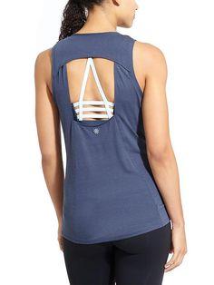 Essence 2 in 1 | Athleta (Iron Blue, Black, Light Grey Heather)