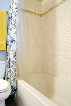 house tour spring 2013 master bathroom subway tile - Subway Tile House Interior