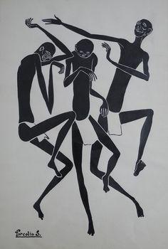 Neri che ballano 1°