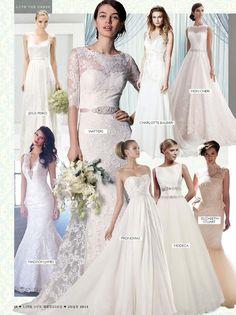 Elizabeth Stuart \'Ambrosia\' Dress- You and Your Wedding March 2013 ...