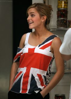 Emma Watson is so naturally pretty and doesn't find an excuse to be flashy.  Top role model, for sure. :)