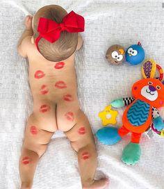 Monthly Baby Photos, Newborn Baby Photos, Baby Poses, Baby Boy Newborn, Baby Baby, Baby Girls, Baby Christmas Photos, Colani, Poses Photo
