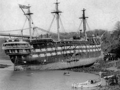 Wreck of the HMS Conway                                                                                                                                                                                 More