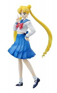 New Megahouse Sailor Moon Usagi Tsukino Figure #Megahouse