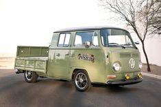 1969 Volkswagen Double Cab Transporter
