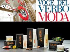 Today at @Maria Ledda Di Maio dei Lettori Dea Terra presents its staff, concept and beauty products, don't miss it!