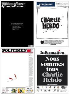 «Charlie» autour de la terre - Libération