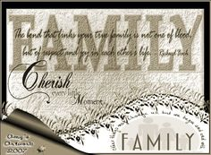 Family Love Quotes for Facebook | love of my siblings . love of my Heavenly Father.