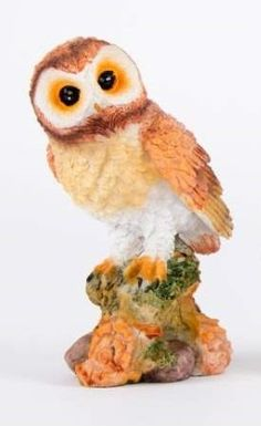 Figurine Hibou ou Chouette - 15 cm (Chouette 1) AVENUELAF... https://www.amazon.fr/dp/B015QA9AOU/ref=cm_sw_r_pi_dp_pgxzxbD778PQZ