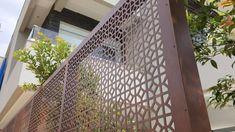 Home Room Design, Tiny House Design, Facade Design, Door Design, Islamic Architecture, Architecture Design, Cement Design, Front Gate Design, Patio Plans