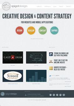Awesome Responsive Web Design - http://spigotdesign.com/