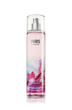 Bath  Body Works Fine Fragrance Mist in Paris Amour. I got this in my @Influenster Spring Beauty VoxBox and love it. The mist is perfect for Summer in place of heavier perfumes and with the sleek packaging, I'll be needing all my favorite BBW scents!