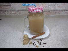 Reteta Ceai yogi puternic detoxifiant (ayurvedic)/ Yogi tea - YouTube Alternative Medicine, Ayurveda, Mason Jars, Yoga, Drinks, Tableware, Youtube, Drinking, Beverages