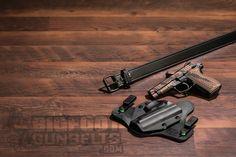 avoiding gun belt sag with a quality belt