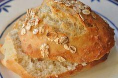 Lynhurtige smukke Vinjett- boller og franskbrød - uden æltning | NOGET I OVNEN HOS BAGENØRDEN