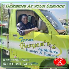 We are always on the road collecting or dropping off your appliances in your area and only one call away. Appliance Repairs is an essential service. Your appliance is sanitized before and after repairs for your safety and ours. #wekeepthemworking #bergensappliances #appliancerepairs #dishwashers #stoves #washingmachines #tumbledriers #wefixappliances #southafrica #repairtech #essentialservice #bewisesantize Bergen, Office Pool, One Call Away, Kempton Park, Creating Communities, Domestic Appliances, Appliance Repair, Dishwashers, Home Automation