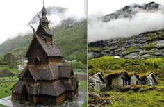 16 Examples Of Fairytale Architecture In Norway That'll Have You Booking Your Plane Ticket Today!